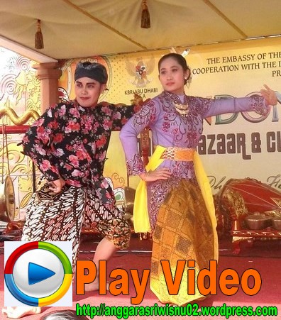 Tari Roro Ngigel Bagong Kusudiarjo